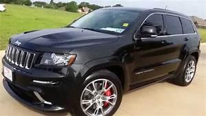 470hp - 2012 Black Srt Jeep Grand Cherokee 4wd