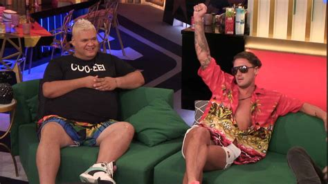celebrity big brother 2016 four housemates face the