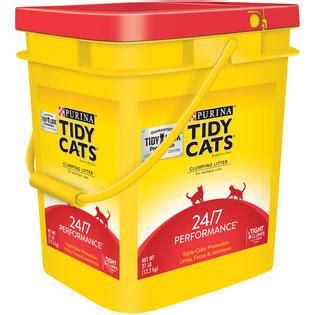 tidy cats scoop cat litter long lasting odor control