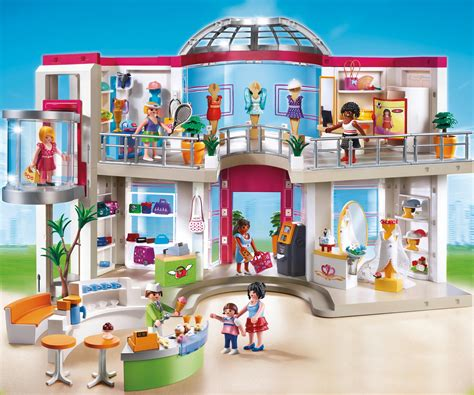 lego city maison moderne playmobil 5485 city shopping centre co uk toys