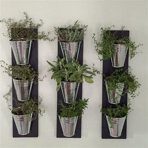 Indoor Herb Garden Pot Planters Ideas by 18 Creative And Easy Diy Indoor Herb Garden Ideas
