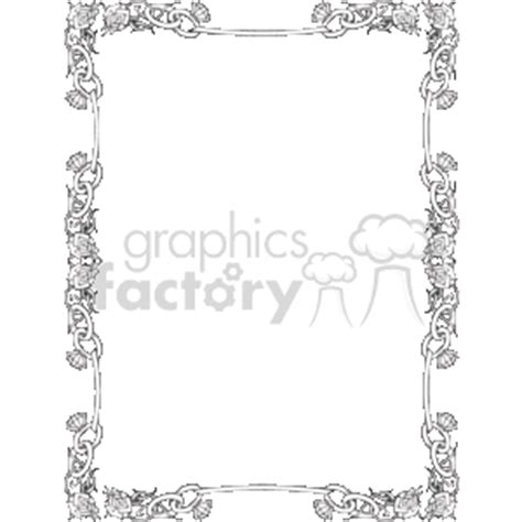 clip art borders   related vector clipart images