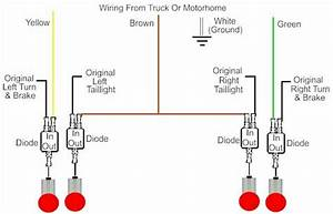 Wiring Diagram For Car Trailer Light