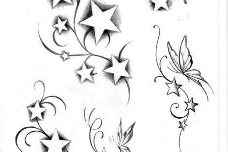 tattoovorlagen schmetterling und sterne 40 coole fu 223 vorlagen vorlagen vorlagen und ideen