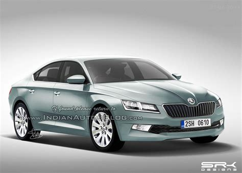 2018 Skoda Superb Release Date And Price 2018 2019