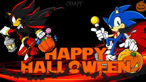 Sonic Hedgehog Halloween