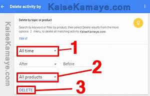 google-search-history-kaise-delete-kare-in-hindi-09 ...