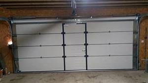 Porte De Garage 5m : portes de garage sectionnelle r sidentielle portech ~ Dailycaller-alerts.com Idées de Décoration