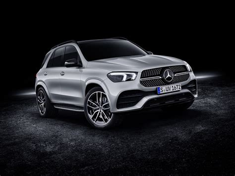 mercedes benz gle unveiled top speed