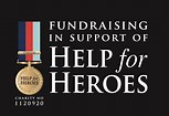 Image result for Help for Heroes Logo