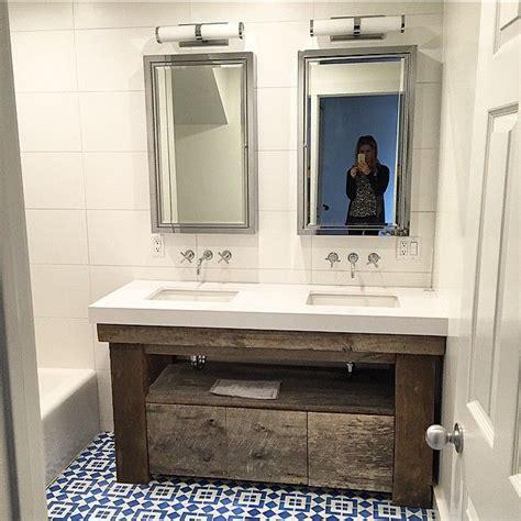 reclaimedus reclaimedcustom designed reclaimed wood bathroom vanity