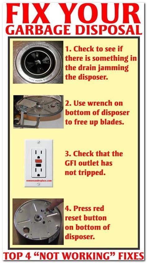 garbage disposal not working garbage disposal insinkerator badger 5 sink and faucet home decorating ideas emxml17a58