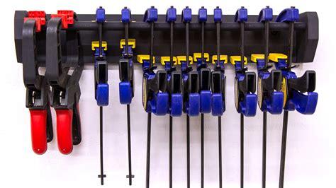 build  clamp racks  scraps