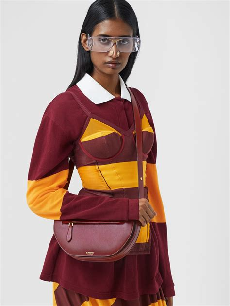 womens shoulder bags leather shoulder bags burberry official