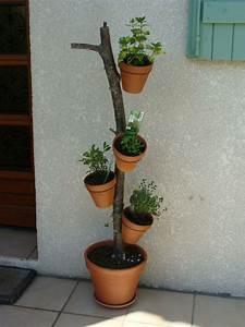 Support Plante Intérieur : meuble porte plante bois sellette 3 niveaux bois achat ~ Teatrodelosmanantiales.com Idées de Décoration