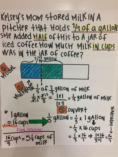 dividing fractions word problem  grade common core