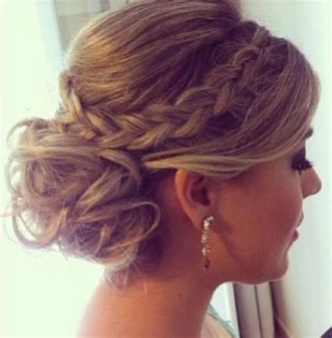 the best prom updos for long hair cosmetic ideas