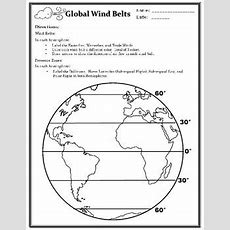 Global Winds By Science In The Mitten  Teachers Pay Teachers