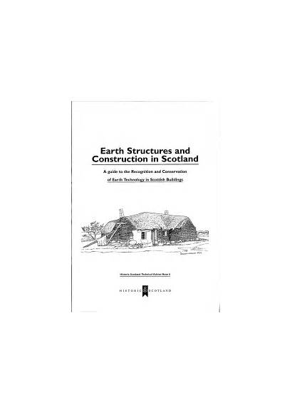 Earth Scotland Construction Issuu Structures Tan Environment