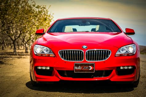 2013 Bmw 640i Coupe W/ M Sport Package