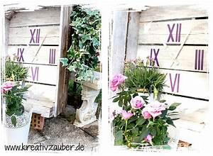 Obstkisten Holz Kostenlos : weinkiste regal und uhr kreativ zauber ~ Buech-reservation.com Haus und Dekorationen