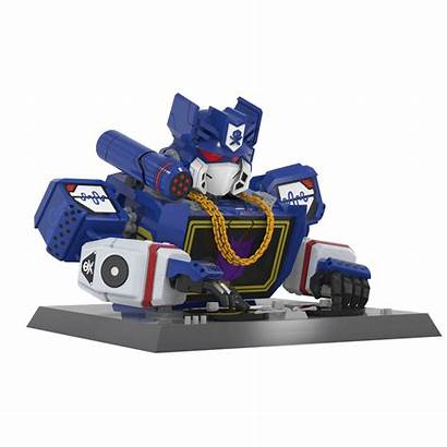 Soundwave Transformers Bust Quiccs Jaxx Seibertron Might