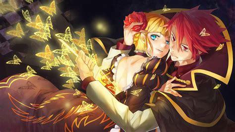 Anime Couple Hd Wallpaper Download 3d Anime Couple Images Free Download One Hd Wallpaper