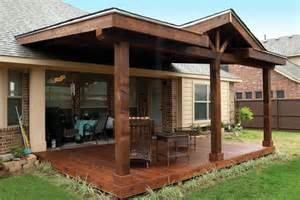 patio covers attached to existing roof search