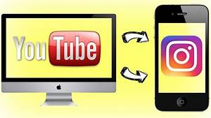 Quick & Easy Way to Post YouTube Videos to Instagram - YouTube