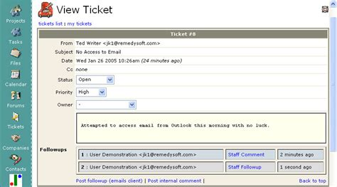 help desk software ticketing system project management software smooth projects