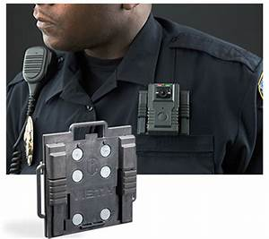 Body Camera Mounts for the VISTA Family | WatchGuard Video