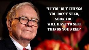 Warren Buffett best quotes and advices - Part 1 - YouTube