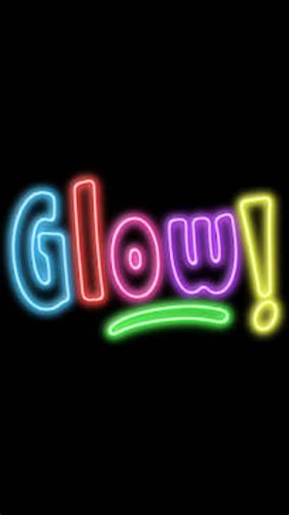Glow Dark Clipart Party Neon Clip Cliparts