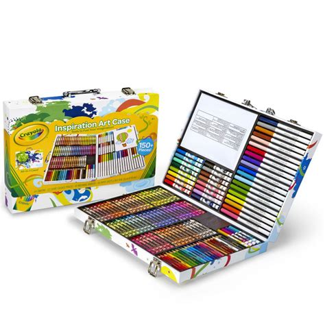 art drawing set  school students children painting box