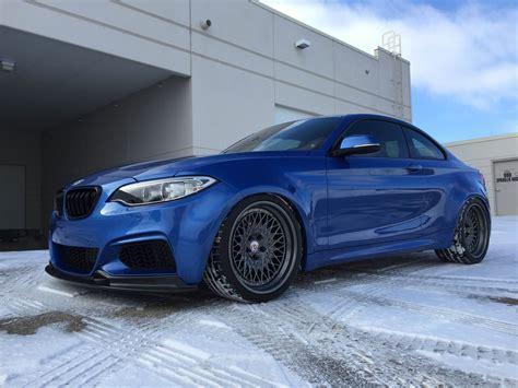 special bmw mi project blue ice autoevolution