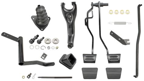 Chevelle Clutch Linkage Kit Complete All Opgi