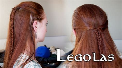 hair styles for with hair lord of the rings hair tutorial legolas i this 2683