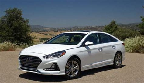 2019 Hyundai Sonata Review by 2019 Hyundai Sonata Review Price Changes Reviews 2019