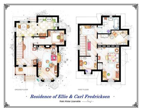 chambre serena gossip television home floor plans hiconsumption