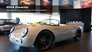 Porsche Spyder 550 : on the lot porsche 550 spyder for sale at porsche auto gallery youtube ~ Medecine-chirurgie-esthetiques.com Avis de Voitures