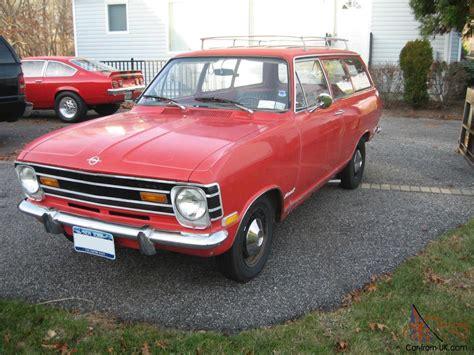 1969 Opel Kadett by 1969 Opel Kadett 2dr Wagon 24 000 Orig Excellent