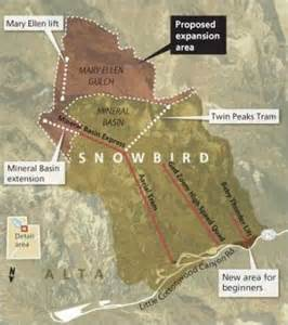 Mary Ellen Gulch Snowbird Expansion
