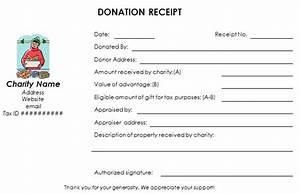 donation invoice template best template collection With donation invoice template