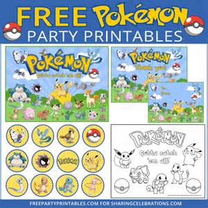 free printable pokemon thank you cards images