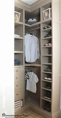 diy closet ideas DIY - Small Closet Makeover - The Reveal - Remodelando la Casa