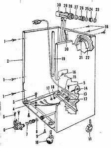 Kenmore 5871749580 Dishwasher Parts