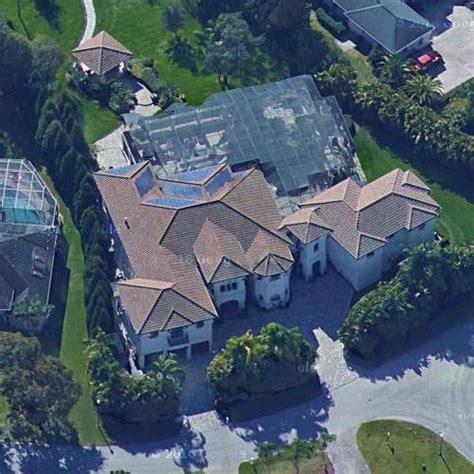 John Cena's House in Land O' Lakes, FL (Google Maps)