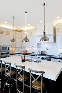 island dual sink transitional kitchen candlelight homes With best brand of paint for kitchen cabinets with restoration hardware wall art