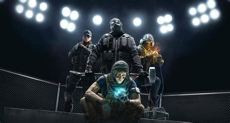 Rainbow Six Siege Ps5 Planned No Sequel In The Pipeline