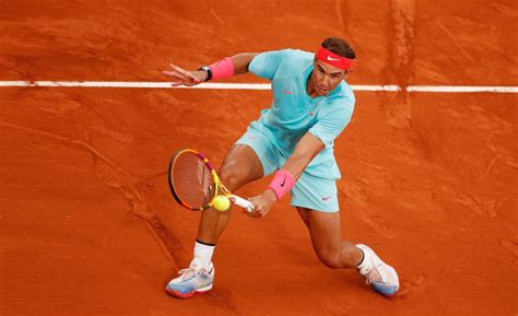 Different French Open, same start for Nadal - Balochistan ...